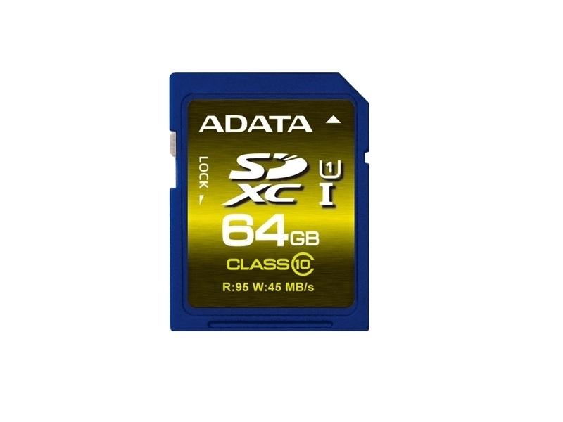 Карта памяти A-Data ASDX64GUI1CL10-R