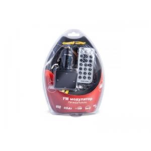 FM модулятор Sound Wave FM09 Black
