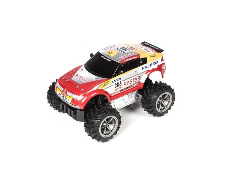 Радиоуправляемая игрушка Rastar Pajero Red