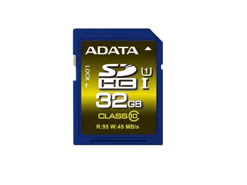 Карта памяти A-Data ASDH32GUI1CL10-R