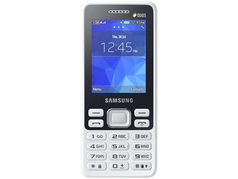 Мобильный телефон Samsung Banyan SM-B350 White