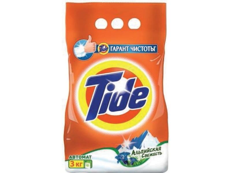 Стиральный порошок Tide Альпийская Свежесть (3 кг)
