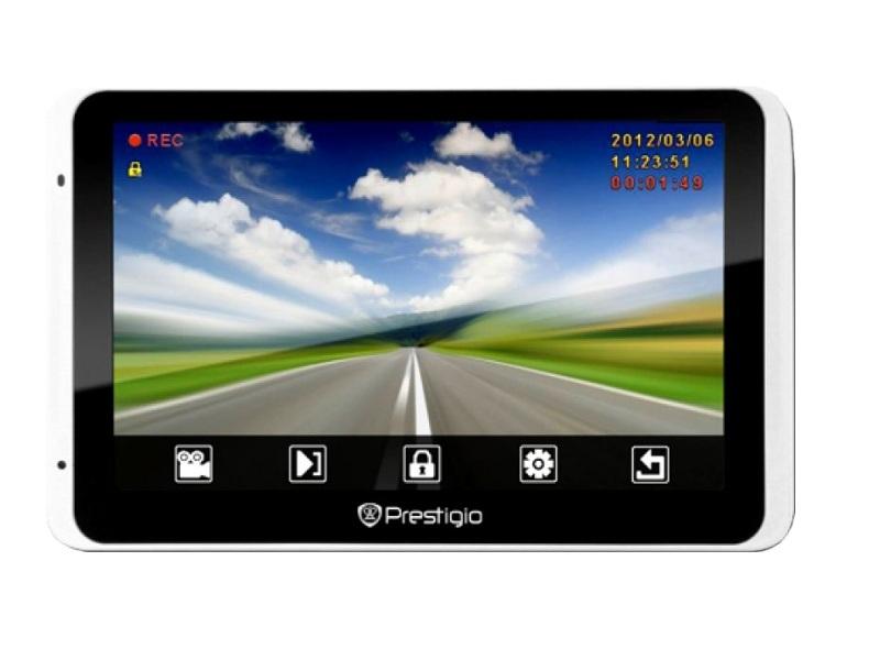 GPS навигатор Prestigio Geovision 5800BTHDDVR