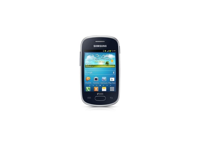 Смартфон Samsung Galaxy Star Black