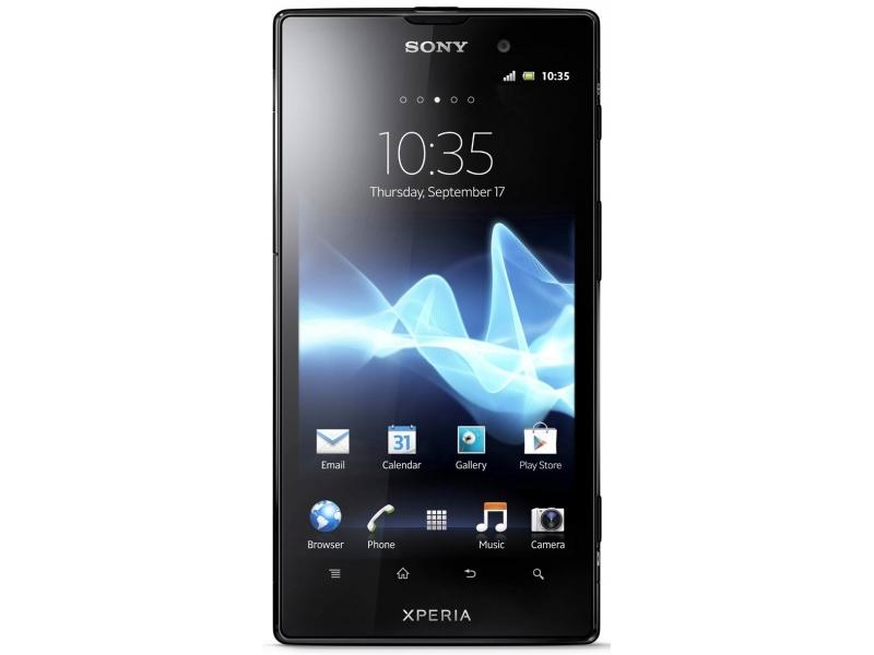 Смартфон Sony Xperia ION LT28H Red