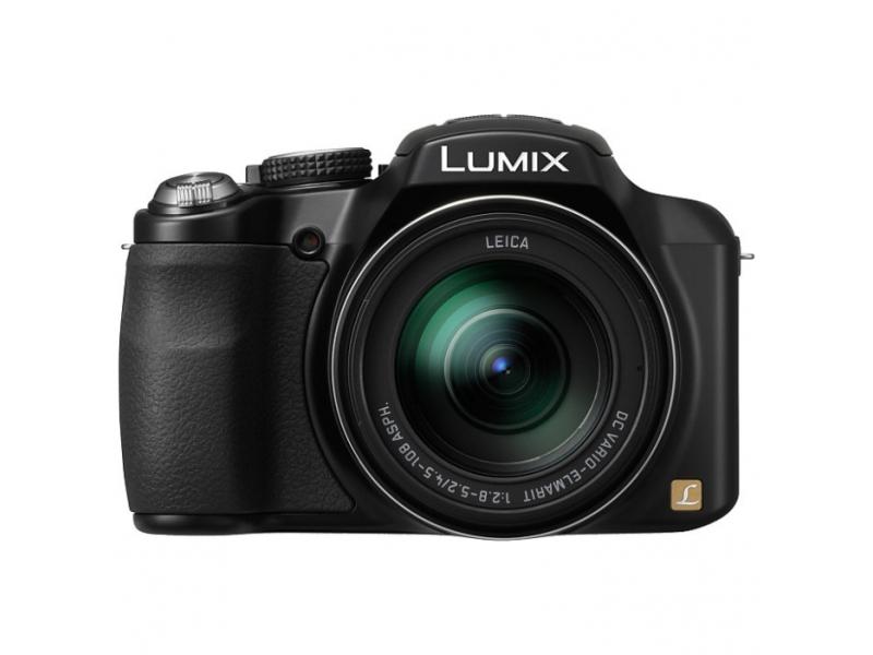 Цифровой фотоаппарат Panasonic Lumix DMC-FZ62EE-K Black
