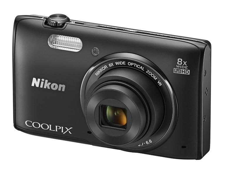 Цифровой фотоаппарат Nikon Coolpix S5300 Black