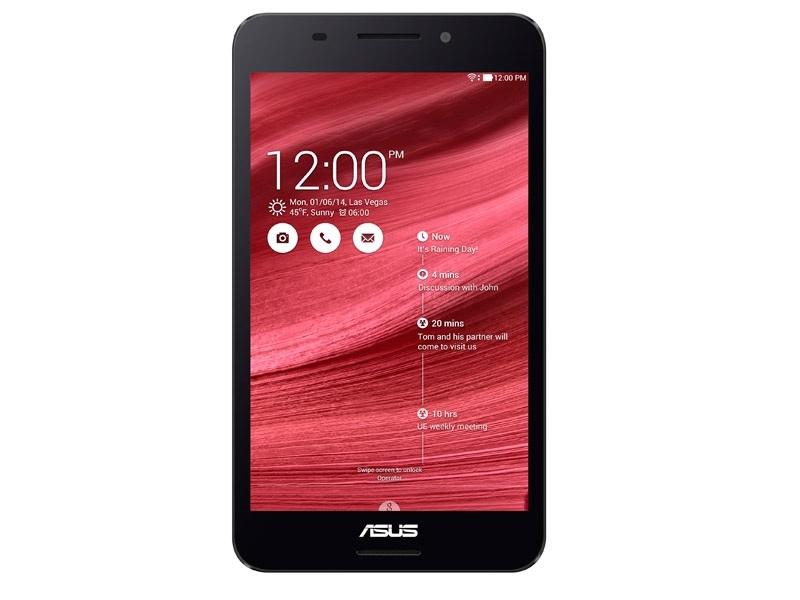 Планшет Asus FonePad FE375CXG 8Gb Red