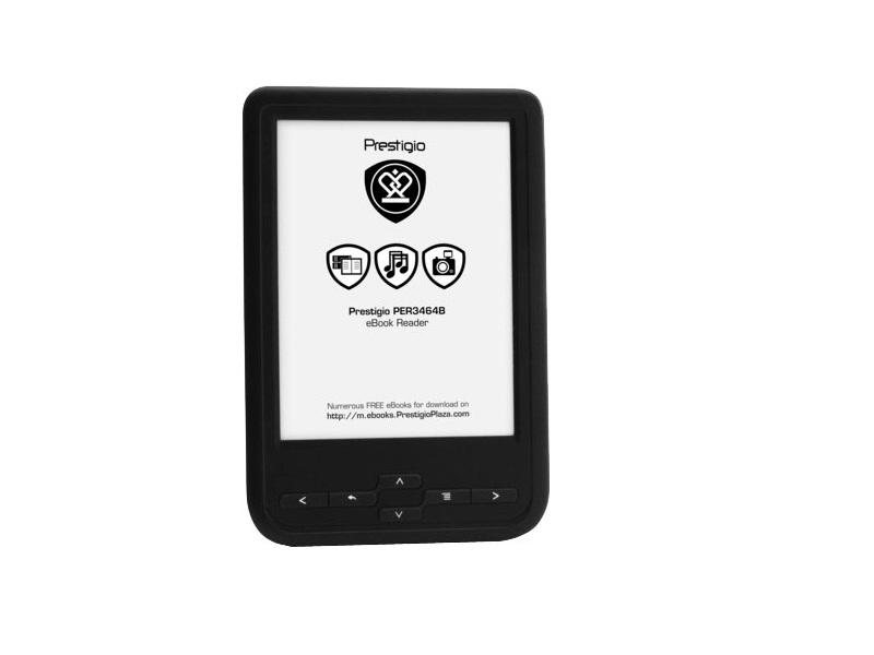 Электронная книга Prestigio Nobile eBook PER3464BRU