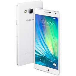 Смартфон Samsung Galaxy A7 White