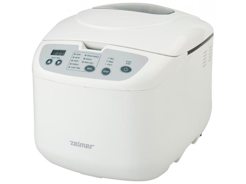 Хлебопечка Zelmer 43Z011 White