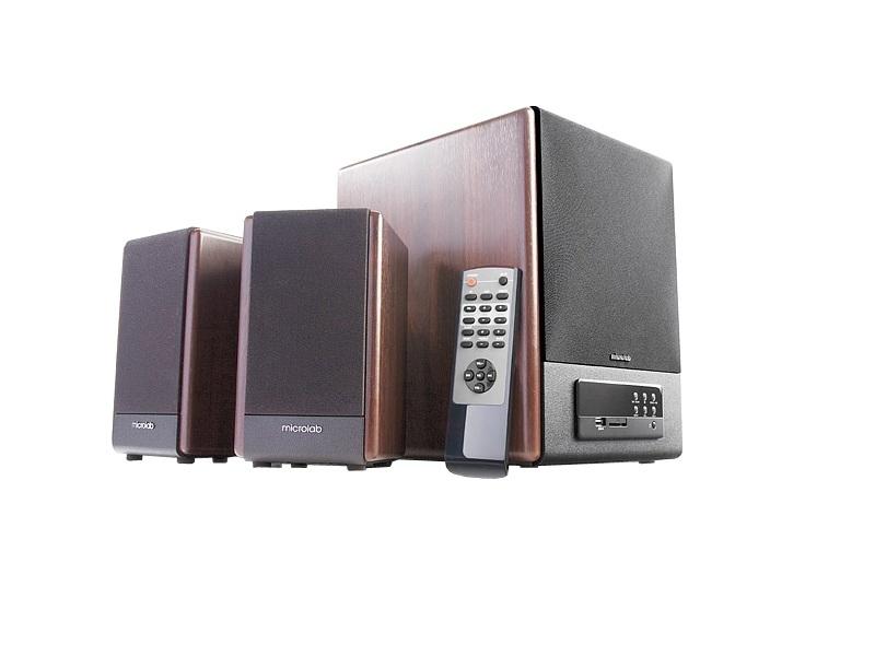 Звуковые колонки Microlab FC530U
