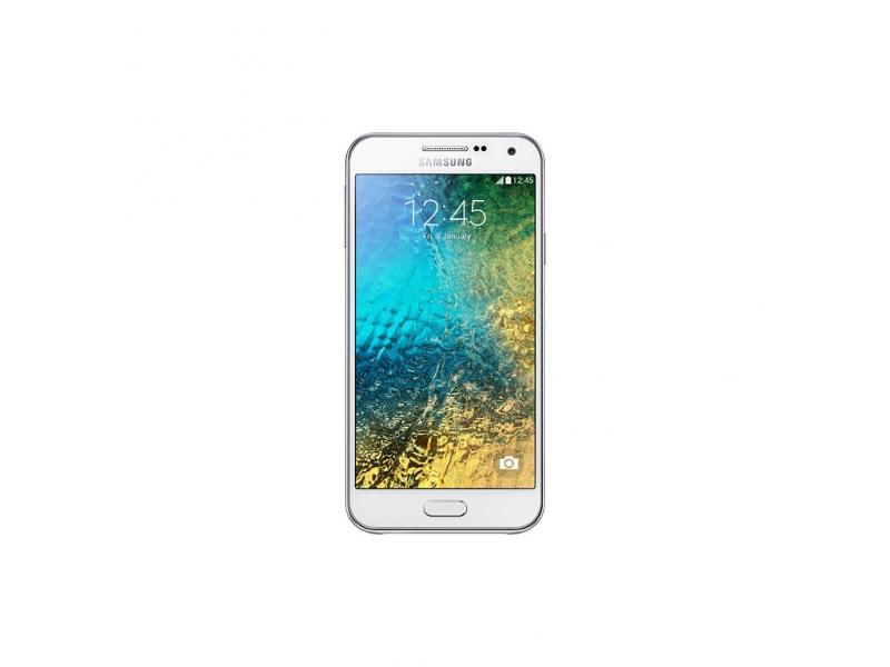 Смартфон Samsung Galaxy E5 Lte (SM-E500FZWDSKZ) White