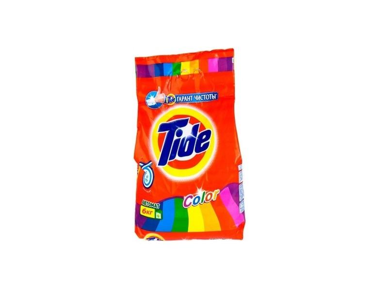 Стиральный порошок Tide Color (6кг)