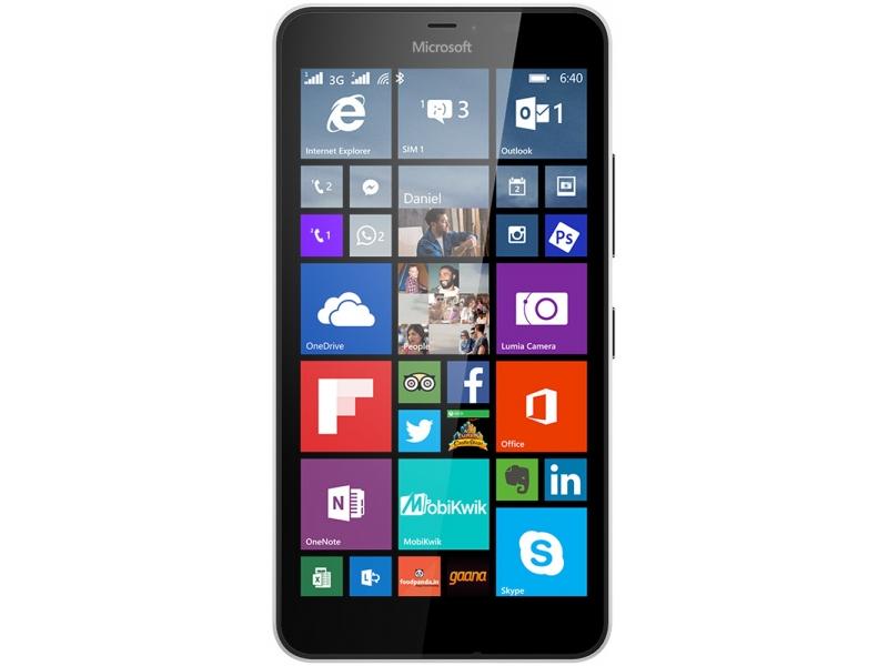 Смартфон Microsoft Lumia 640 White