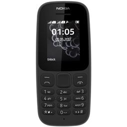Мобильный телефон Nokia 105 Dual Black