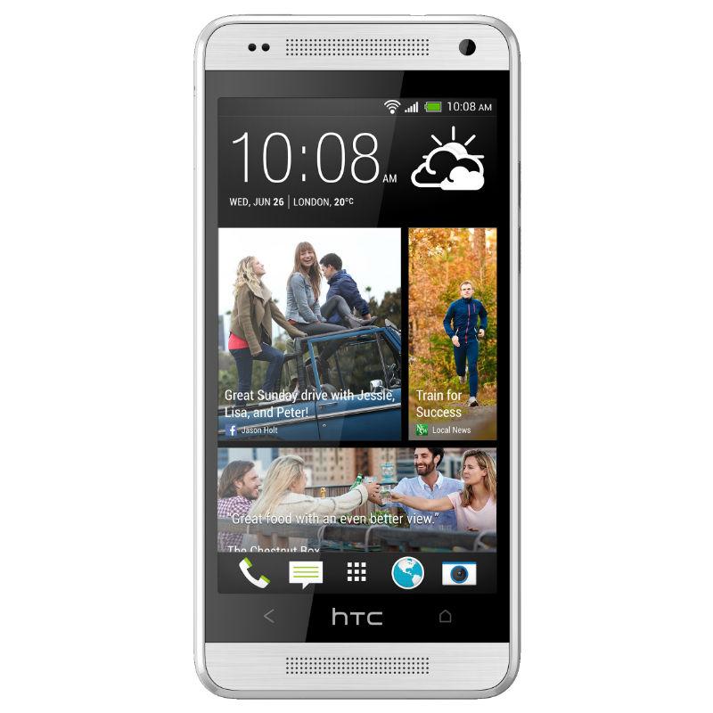 Смартфон HTC One Mini Silver