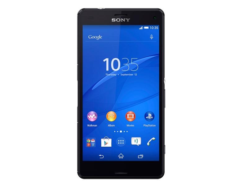 Смартфон Sony Xperia Z3 Compact Black