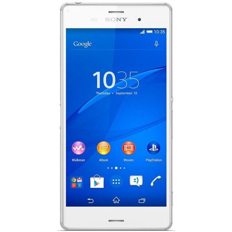 Смартфон Sony Xperia Z3 Dual White