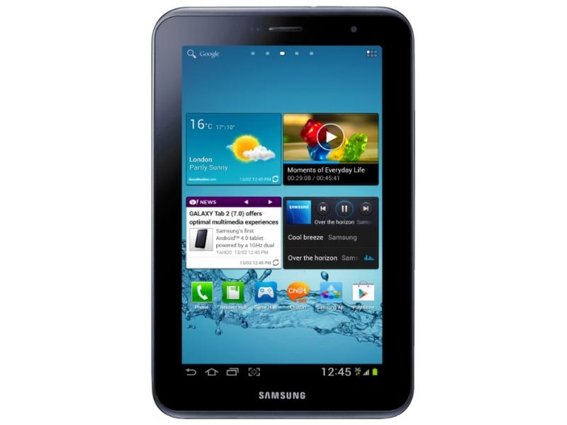 Планшет Samsung Galaxy Tab 2 7.0 8Gb Silver