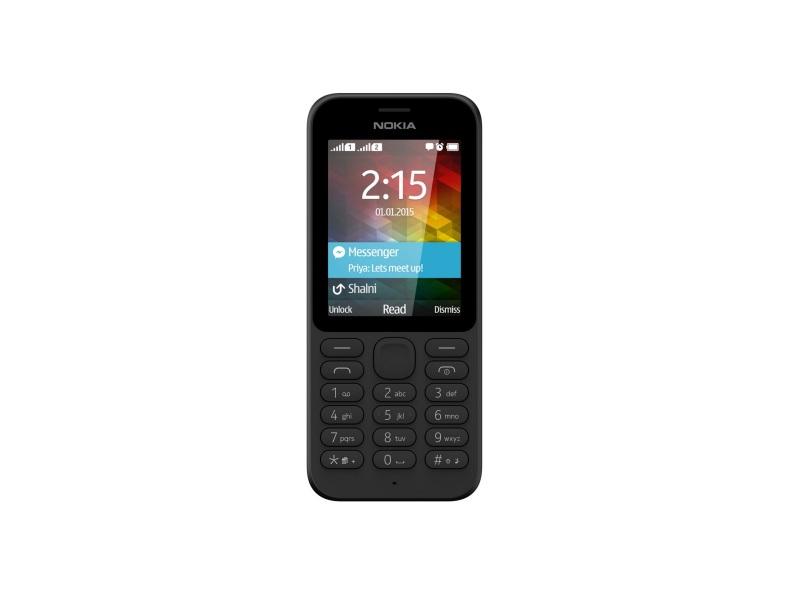 Мобильный телефон Nokia 215 Duos Black