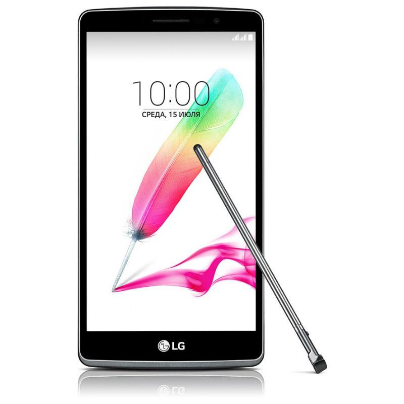 Смартфон LG G4 Stylus H630D Titan