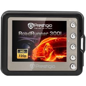 Видеорегистратор Prestigio ROADRUNNer 300+ Автомобильный держатель Yotrix Car Universal Holder Black