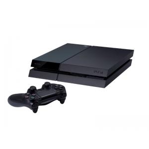 Игровая приставка Sony Playstation 4 Black