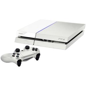 Игровая приставка Sony Playstation 4 White