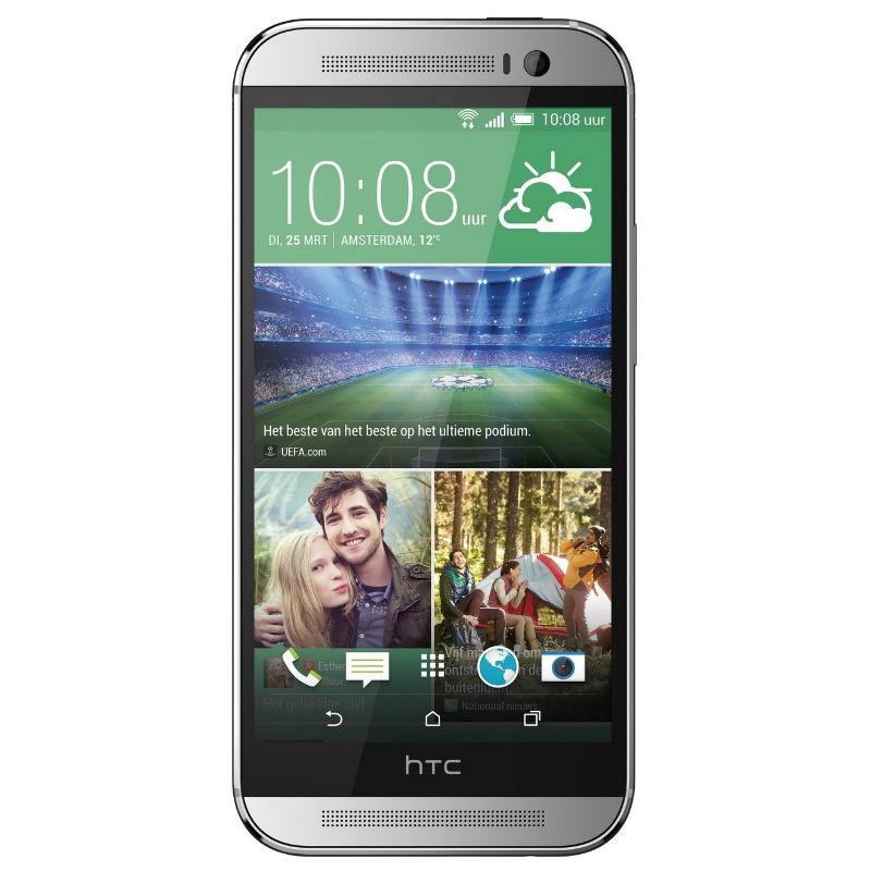 Смартфон HTC One M8 Silver