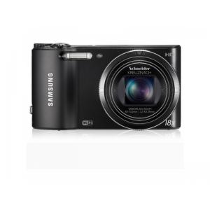 Цифровой фотоаппарат Samsung EC-WB350FBPBKZ Black