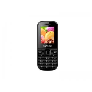 Мобильный телефон Keneksi E2 Black