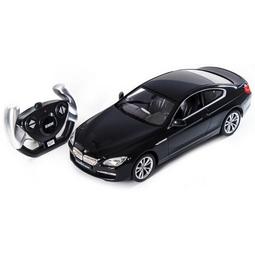 Радиоуправляемая игрушка Rastar Bmw 6 Series 42600B Black