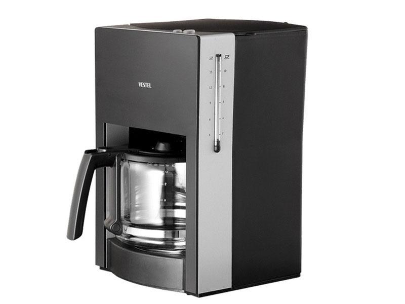 Кофеварка Vestel V-Brunch 2000 Black