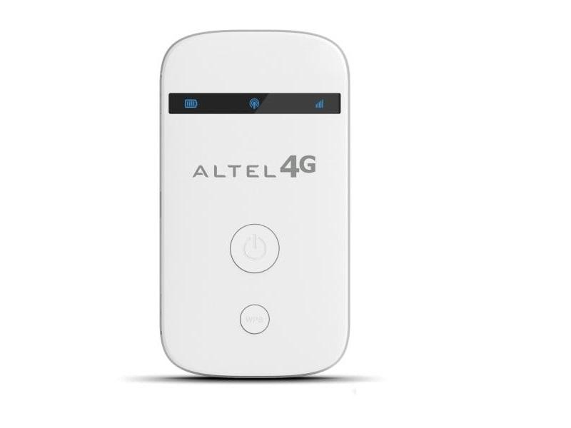 4G модем Zte MF90+ +Sim Card Altel Web6+