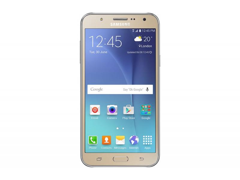 Смартфон Samsung Galaxy J7 (SM-J700HZDDSKZ) Gold
