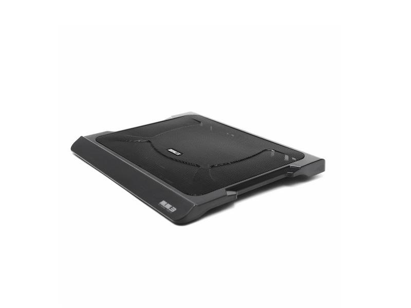 Подставка охлаждения для ноутбука Pccoler M123B Black