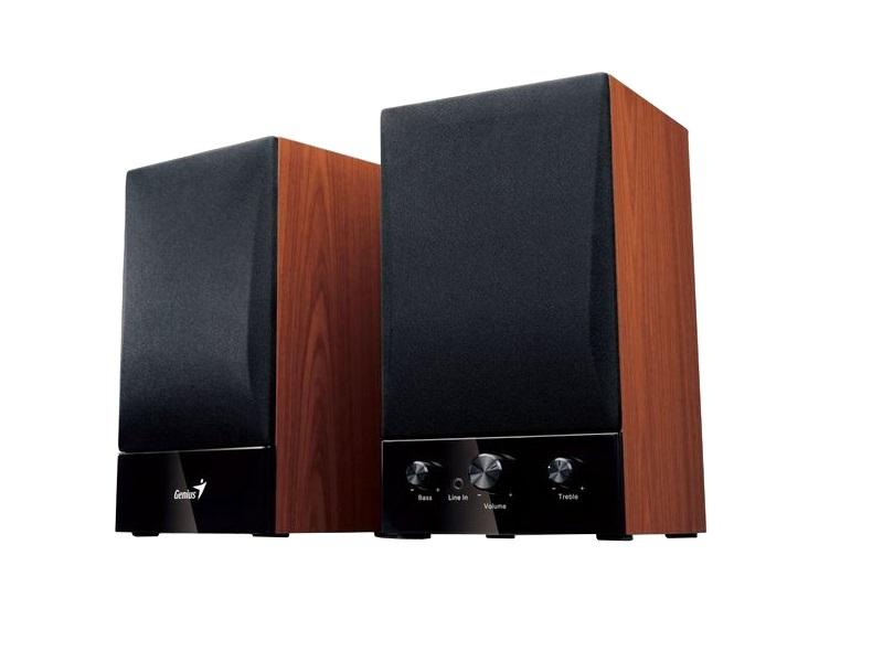Звуковые колонки Genius SP-HF1250B