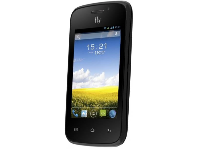 Смартфон Fly IQ239+ Plus Black