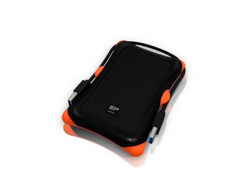 Внешний жесткий диск Silicon Power (SP010TBPHDA30S3K) Black