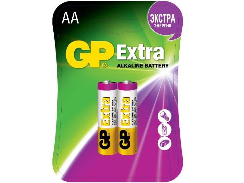 Элемент питания Gp Extra 15AX-CR2