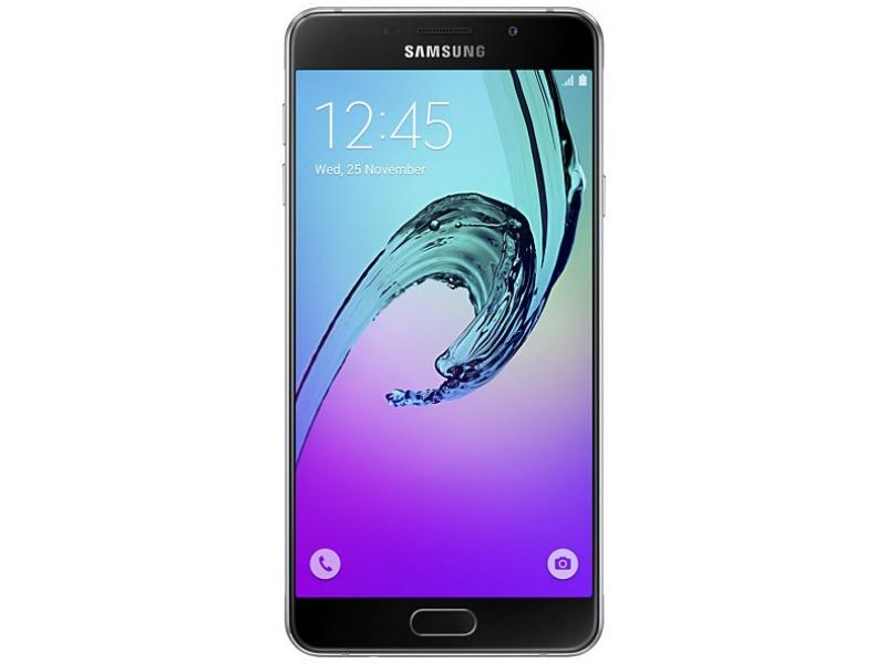 Смартфон Samsung Galaxy A7 (2016) Duos Lte Black