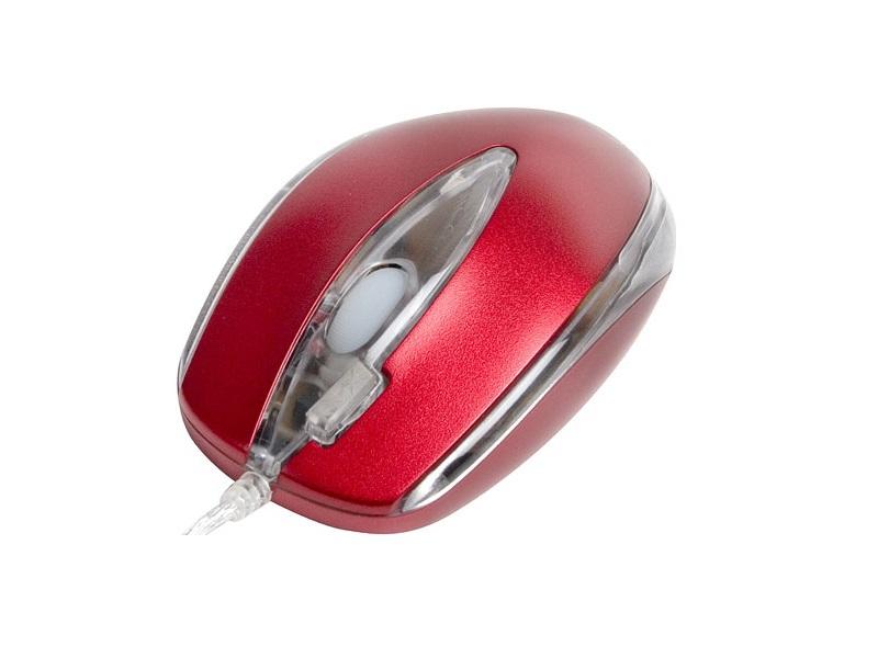 Мышь A4tech X5-3D-1 Red