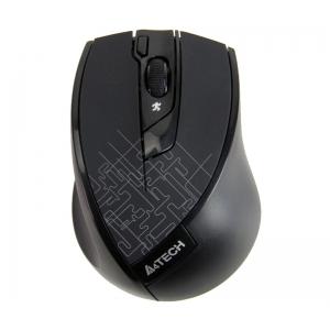 Мышь A4Tech Holeless G9-600FX Black