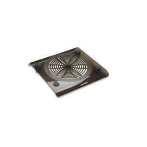 Подставка охлаждения для ноутбука Manhattan 703406 Grey
