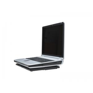 Подставка охлаждения для ноутбука Manhattan 700467 Black