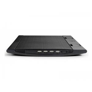 Подставка охлаждения для ноутбука Deepcool Wind Pal Fs Black