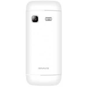 Мобильный телефон Bravis Ray White