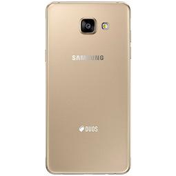 Смартфон Samsung Galaxy A5 2016 Gold