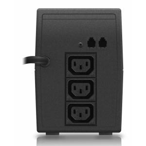 Источник бесперебойного питания Ippon Back Power Pro 600 Black